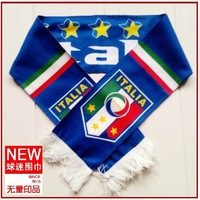 New arrival!  2014 world cup soccer Scarves Italy Team  World Cup Souvenir cheering