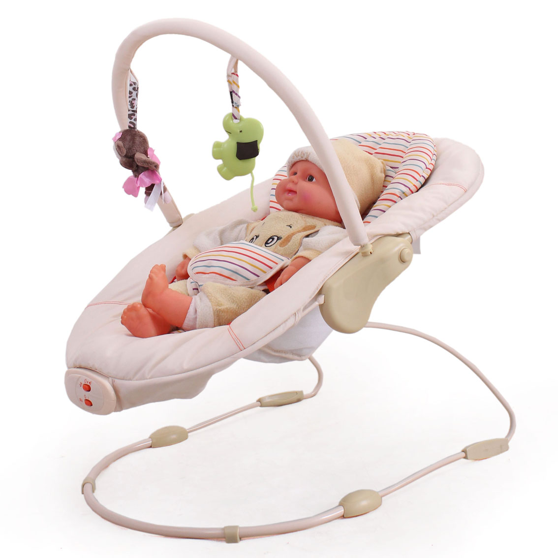 Popular vibrating baby bouncer aliexpress for Baby chaise lounge