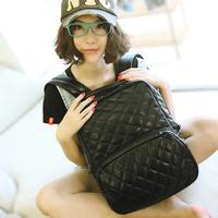 2013 women's winter handbag plaid bag the trend of female handbag backpack computer backpack