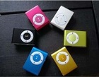 Wholesale Mini Clip MP3 Player With Micro TF/SD Card Slot With Mini MP3 Without Earphone USB Cable(China (Mainland))