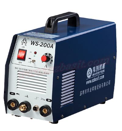 Flextronics pk Andre WS-200A dual inverter home China hand / argon arc welding machine 220V dual- band digital(China (Mainland))