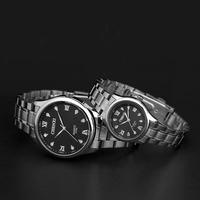 fashion quartz watch for men and women/couple watch free shipping
