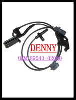 Free shipping Toyota Corolla ABS Speed Sensor 89543-02080 car styling parking