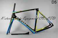 2014 NEW de rosa 888 super king Carbon ROAD Bike frames COLOR  D-1 50cm,free shipping
