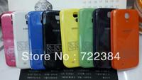 Slim Armor View Automatic Sleep Wake Flip Case for Samsung Galaxy S4 SIV I9500 9500 1pcs/lot