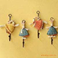 Zakka продуктовые [ribenyuandan] Джессика Дойл маятник висит двойной наборов из четырех картин, продавая ручной вышивки