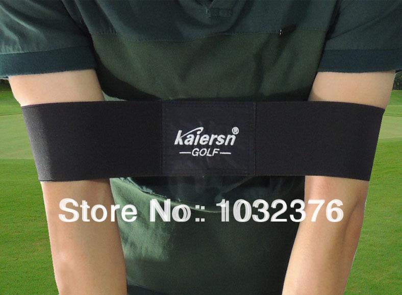 Hot Sale New 2014 Golf Equipment Golf Arm Motion Correction Belt(China (Mainland))
