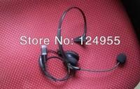 Monaural RJ9 Headset for Avaya 2410 2420 5410 5420 5610 & Undien Ulytel Toshiba