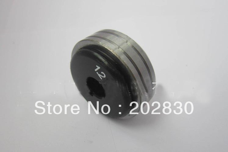 two V-groove drive rollers 1.0MM-1.2MM size 40*10*20MM(China (Mainland))