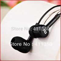 2 piece/lot Newest Design Earphones Headphone with Mic