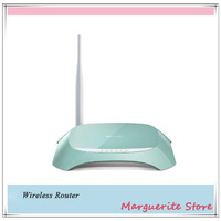 Hot sale wireless router TP-LINK TL-WR742N traffic control support WDS 802.11b 802.11g 802.11n Free shipping