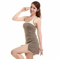 2014 yoga clothes fitness aerobics clothing 21403 22403