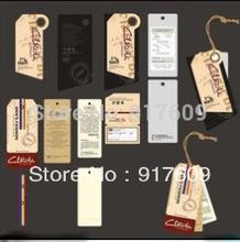 popular custom garment tags