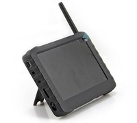 Express Free shipping NO BLUESCREEN FPV monitor  5.8G 8CH Wireless Receiver DVR SUPPORT AV-IN/AV-OUT Motion detection