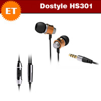 Original dostyle HS301 In-ear Stereo Earphone With Microphone Multi Color Available