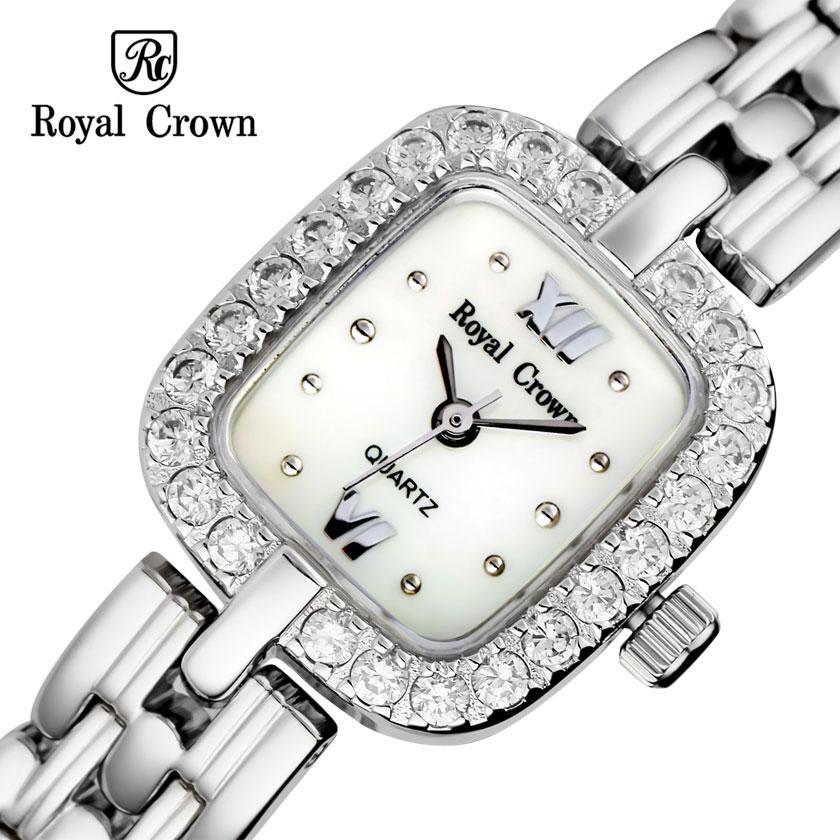 2014 relogios femininos Watch Diamond Women Lady Quartz Bracelet Jewelry Brand Crystal Wristwatch Rhinestone Casual