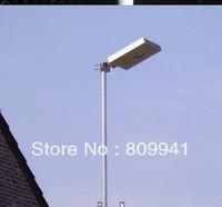 2014 HOT! solar integrated street/garden light all in one 8W