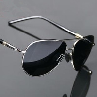 Polarized sun glasses male sunglasses classic large sunglasses 3025 driving mirror sunglasses, fashion male driver sunglasses