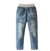 2014 Spring Cool Boys Jeans/Fashion Kids Jean For Boys/Suitable 3-7 years Old Children Jean Boys/High Quality Boys Pants