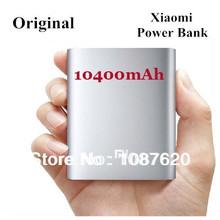 High Quality Lithium-ion Batteries Original Xiaomi External Portable Power Bank 10400mAh For iPhone/iPad/Samsung Smartphone