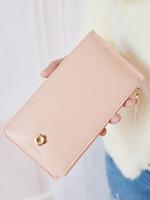 Girls sweet 2013 long design multifunctional wallet card holder