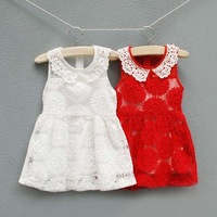 5pcs/lot new arrival girls summer patchwork dress kids casual dress princess bow dress