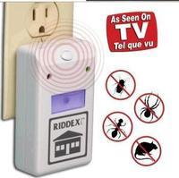 1pc Electronic Riddex plus Pest Control Pest Repelling Aid Pest Killer Ant Pest Repellent Plus As Seen On TV 110V/220V