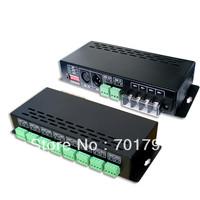 LT-880-350 16CH DMX-PWM Decoder;DC12-48V input;350ma*16channel output