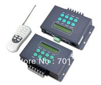 LT-300 RGB/DMX Controller;DC12-24V input;3A*8CH output