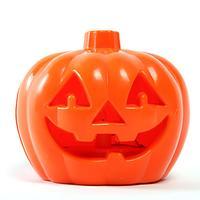 Halloween pumpkin props luminous Large pumpkin cage
