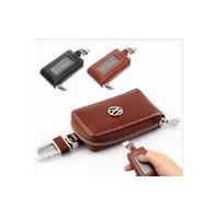 Free shipping Car key cases / VW key cases / leather jacket new Tiguan VW / Lavida / Sagitar / POLO car key cases