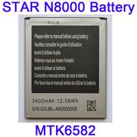 Original BATTERY for STAR N8000 Battery MTK6582
