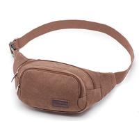 TOPseeka 26 / 43 inch Leisure Waist Pouch Travel Hip Purse Bag On Belt Waist Pack for men wholesale retail