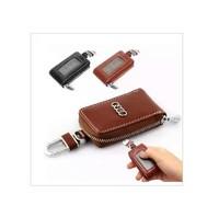 Free shipping Car key cases /A---u-d-i A3/A4L/A6L/A8/Q7/Q5 really Piao Di Wallets Wallets / set