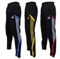 2014 NEW Football training pants men's pants pants leg football accept pants narrow feet pants pants soccer movement