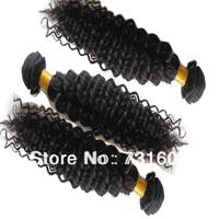 20% Off 100% unprocessed 5A Cheap Bazilian virgin hair deep wave human hair weave curly Queen hair products 5pcs lot,free DHL
