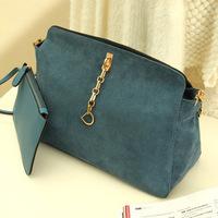 HotsaleHotPromotion   European Women  handbags style designers brand chain bag matte leather shoulder messenger bag