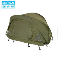 Freeshipping Outdoor Fishing Decathlon single tent / sun Rainproof / BEDBOX II CAPERLAN