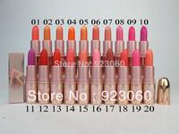 Free Shipping HK Post~2Pieces/Lot  New araived Makeup Rihanna RiRi Hearts Lipstick/Lip Balm