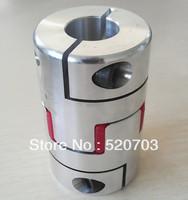 Jaw Flexible Shaft Coupling L:35 D:30 14mm *16mm