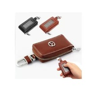 Free shipping car key cases / cover leather key cases M3 M6 M-a-z-d-a Rui wing Wallets transparent skylight