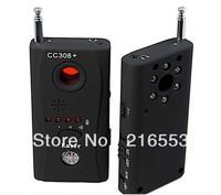 CC308+ Multi-Detector Full-Range All-Round Detector For Hidden Mini Camera / IP Lens/ GMS / RF Signal Detector Finder