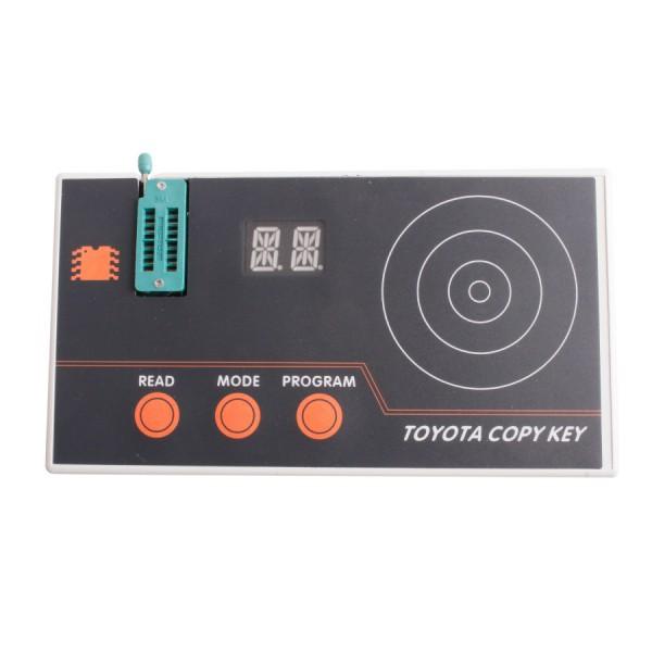Free DHL, 2014 New ArrivalsToyota Key PIN Code Reader Toyota Auto Key Programmer Toyota Key Copier Programmer(China (Mainland))