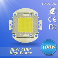 Promotion 100w led chip warm white/ cool white led lamps 8000-9000lm led light
