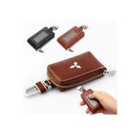 Free shipping Automotive Automotive leather key cases Galant Mitsubishi wing God Men Jun Court Soveran car key sets