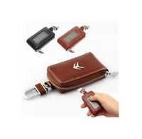 Free shipping car key cases /Automotive Automotive leather key cases Shi Jia Saina Men Citroen C2C5C6 car key sets
