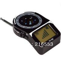 Anti-Spy CC-309 full band detector Detection Camera wireless signal detector
