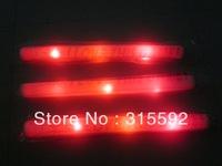 Free Shipping red 360pcs/lot led foam stick light cheering glow foam stick for Christmas