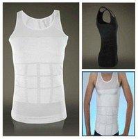 New men absorbant underwear body shaper belly cincher waist tight lose weight GL