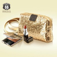 PU Leather Clutch Women's Handbag  Party Evening Bag Purse Makeup Cosmetic Bags For Fashion Ladies